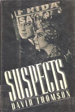 GreilMarcus.net - Suspects (David Thomson)
