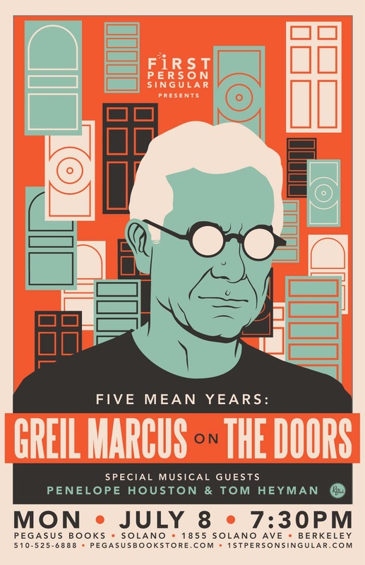 GM on the Doors (First Person Singular)