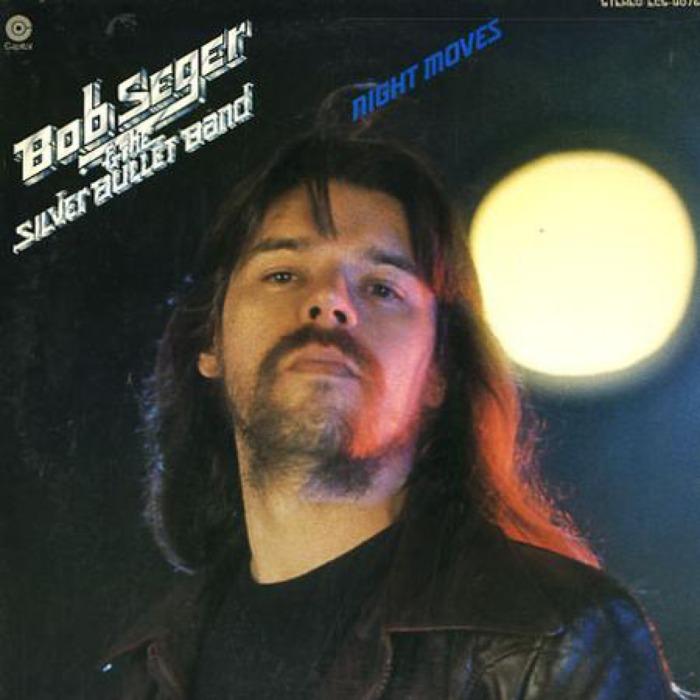 Bob Seger Night Moves LP