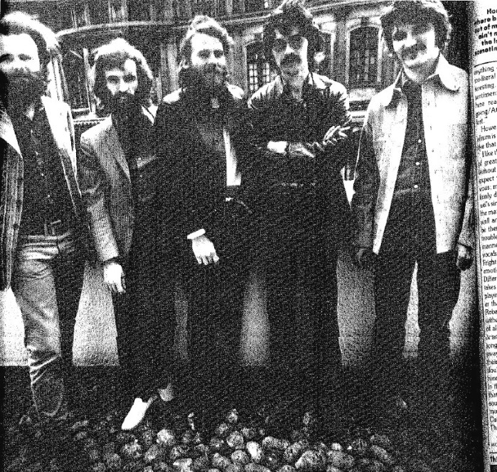 the band1976