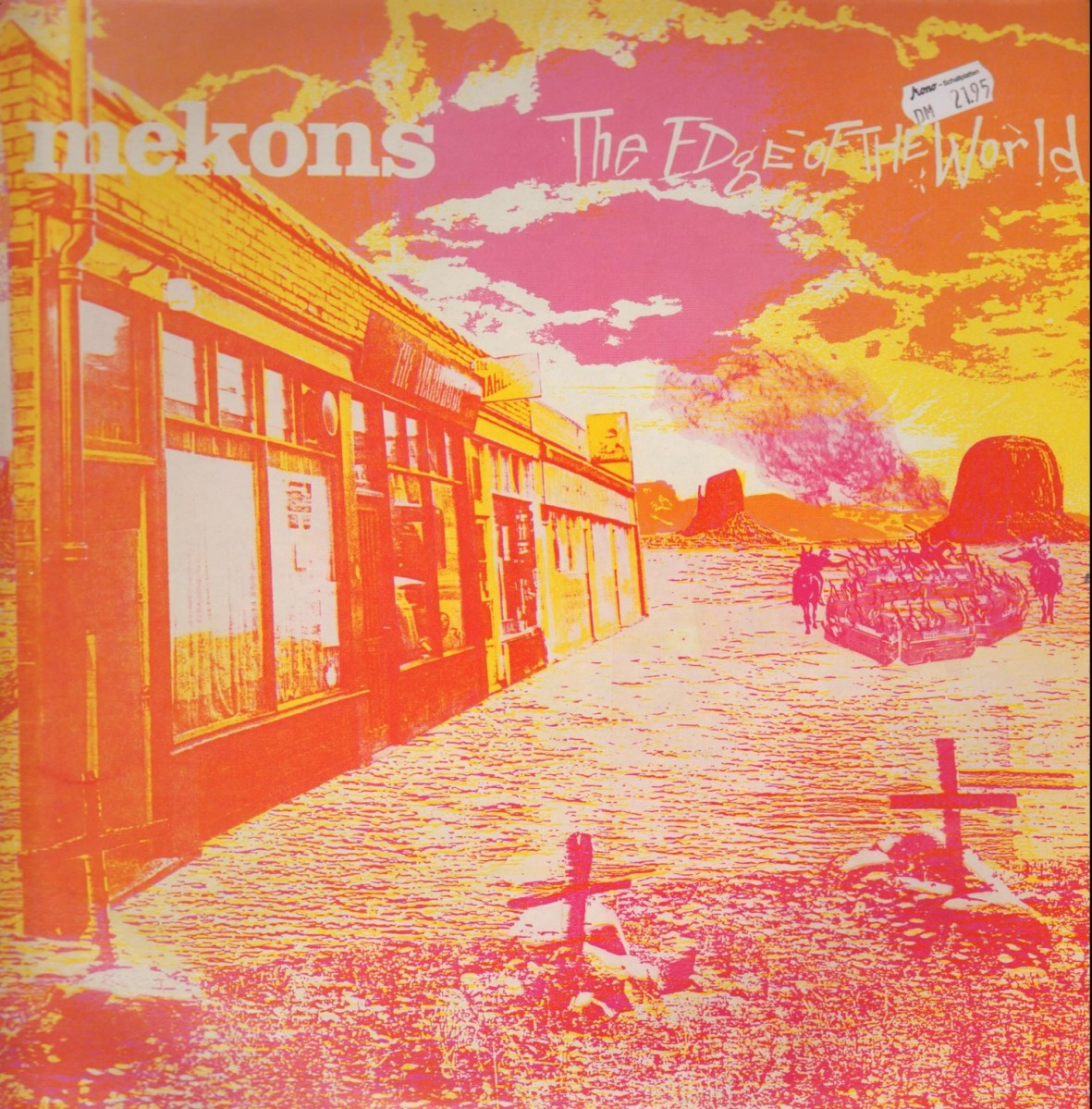 The Mekons - Fear And Whiskey