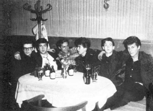 Hamburg-Beatles