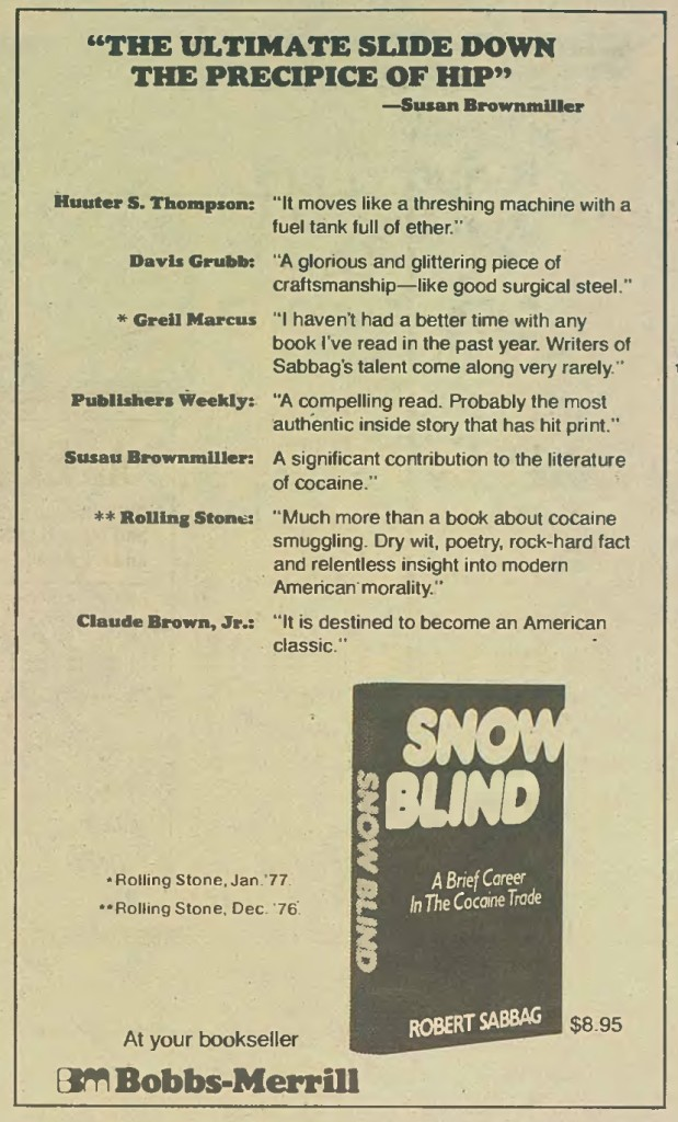 snowblind-ad