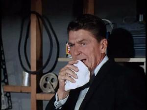 Ronald Reagan - The Killers (1964) hit