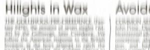 wax-head